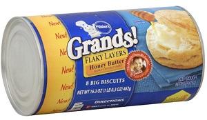 Target: 3 Pillsbury Grands Jr Biscuits GRATIS!!