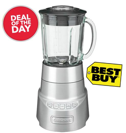 Cuisinart SmartPower Deluxe 4 Speed Blender $49.99 at Best Buy