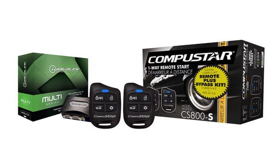 CompuStar Remote Start Kit with Interface and Geek Squad Installation $189.99 at Best Buy