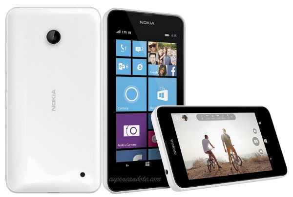 T-Mobile Prepaid Nokia Lumia 635 4G No-Contract Cell Phone — $49.99 at Best Buy