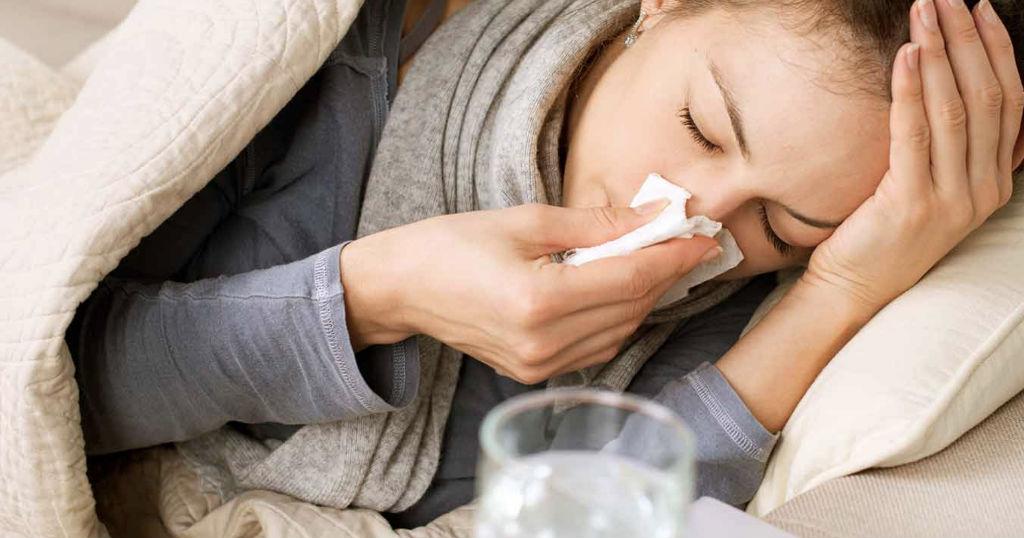 Como combatir la Influenza Naturalmente