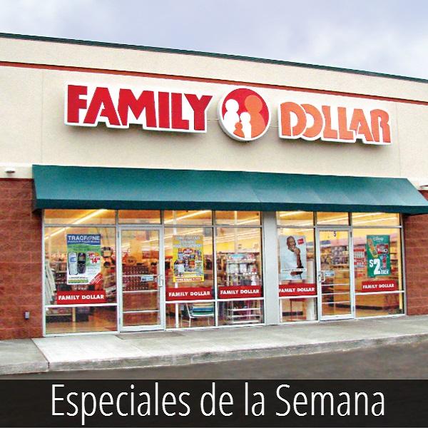 Lee más sobre el artículo Especiales de Family Dollar – Sept 29 – Oct 19