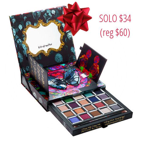 Lee más sobre el artículo Urban Decay Eyeshadow Palette SOLO $34 en Sephora (Reg $60)
