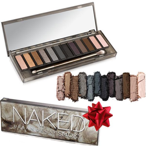 Lee más sobre el artículo Urban Decay Naked Smoky Eyeshadow Palette SOLO $27 en Sephora