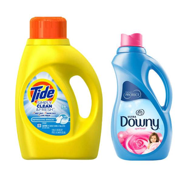 Tide Simply Clean o Suavizador Downy a solo $1.94 en CVS ...