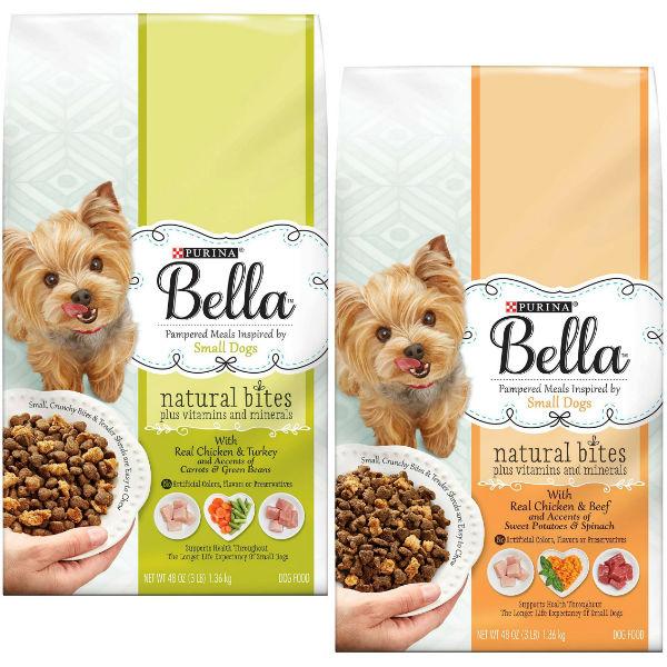 (2) Comida de Perritos Purina Bella GRATIS en PetSmart