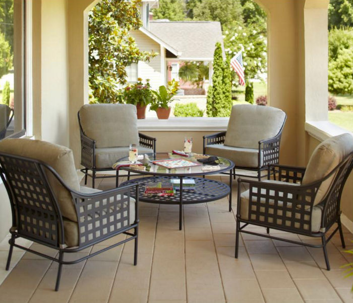 Set de Patio de 5 Piezas SOLO $399 en Home Depot (reg $599)
