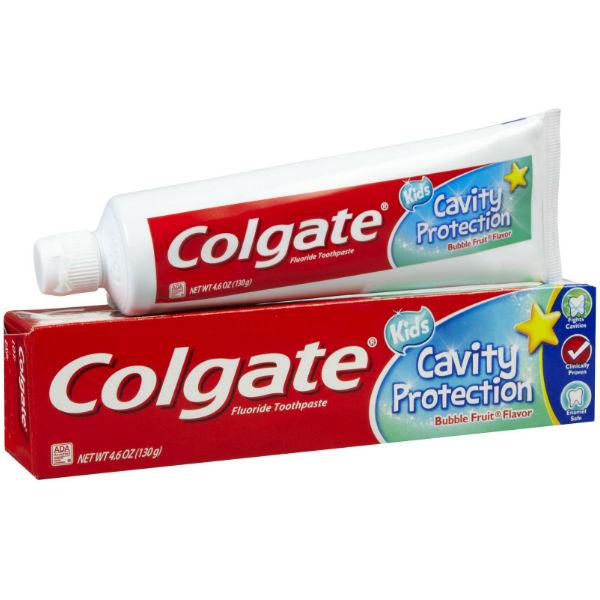 Pasta dental Colgate Kids a solo $0.50 en Kroger