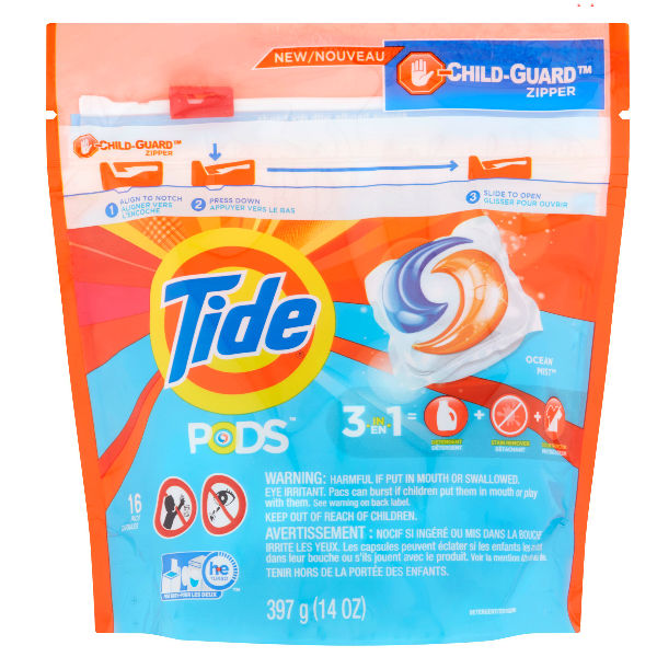 Lee más sobre el artículo Tide Pods a solo $0.95 en Family Dollar