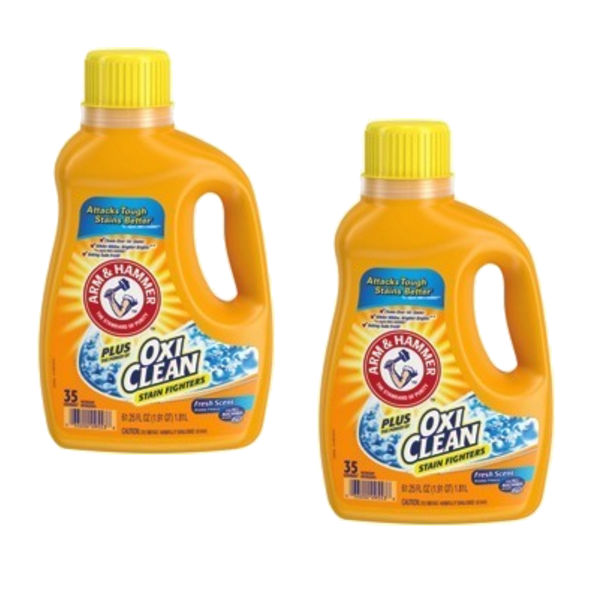 Detergente Liquido Arm & Hammer SOLO $1.99 en Kroger