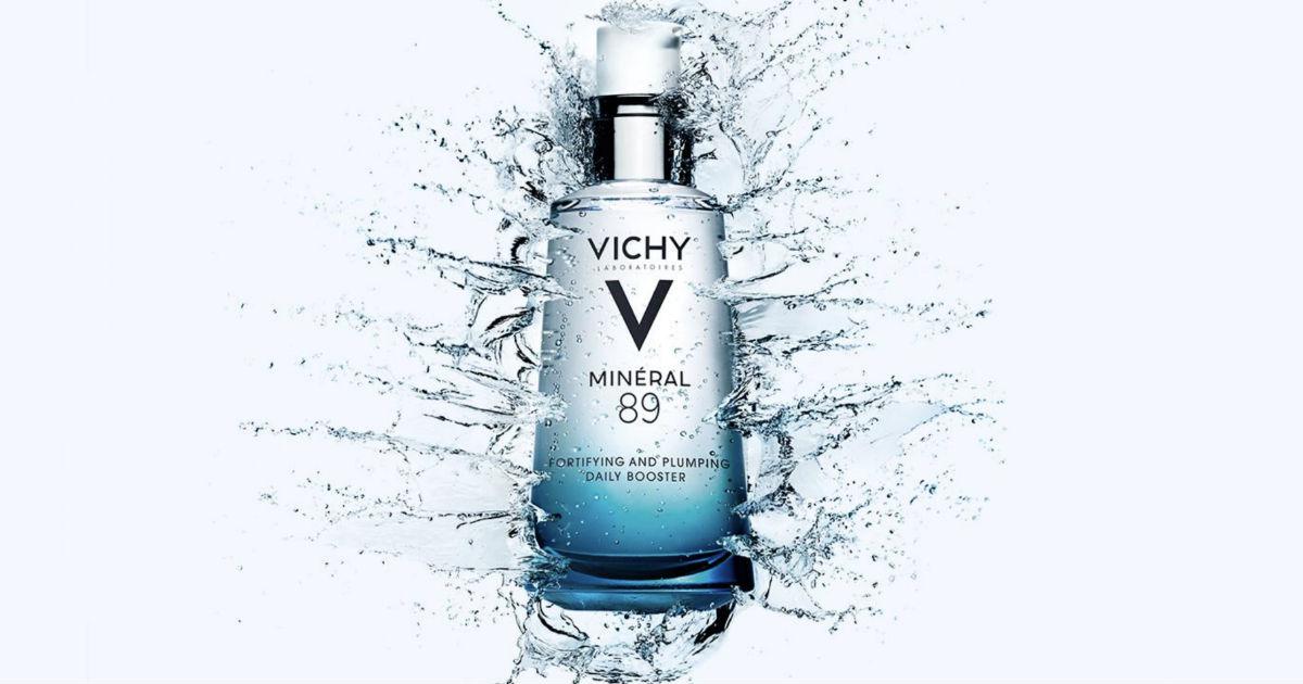 Muestra GRATIS de Vichy Mineral 89