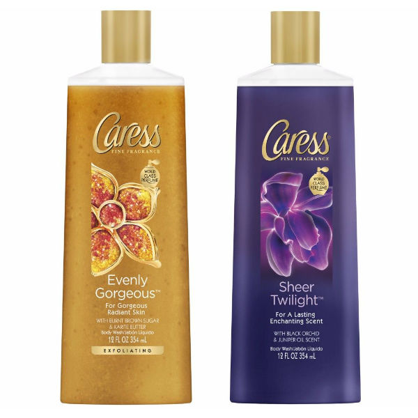 Caress Body Wash a solo $1.15 en Dollar General