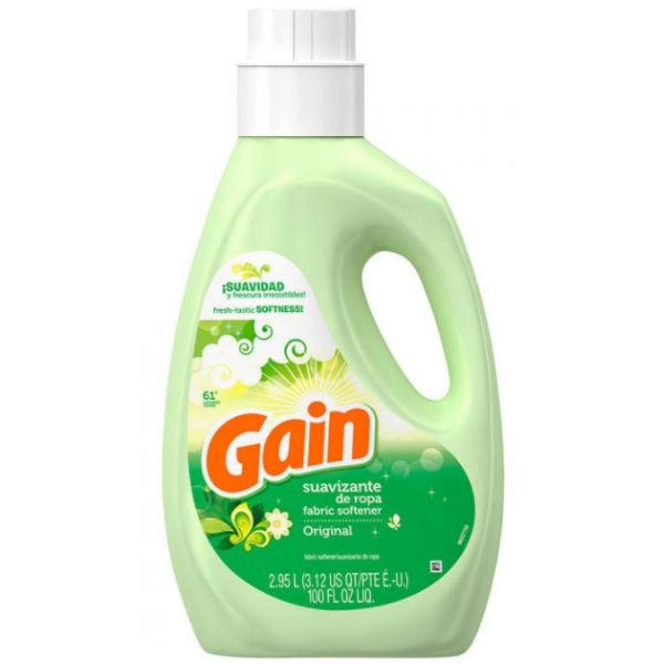 Gain Liquid Fabric Softener SOLO $1.95 en Dollar General