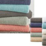 Toallas Home Quick Dri Textured SOLO $4.89 en JCPenney (Reg $14)