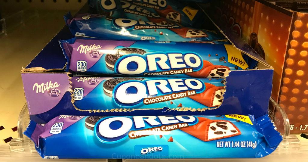 Empezando 6/10/18 — Barras de Chocolate Oreo Milka GRATIS en Walgreens