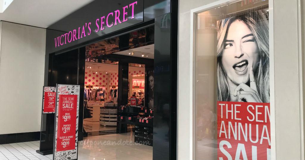 Venta Semi-Anual en Victoria's Secret