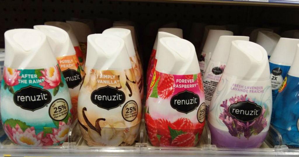 Renuzit Gel Air Freshener a solo $0.59 en Walgreens