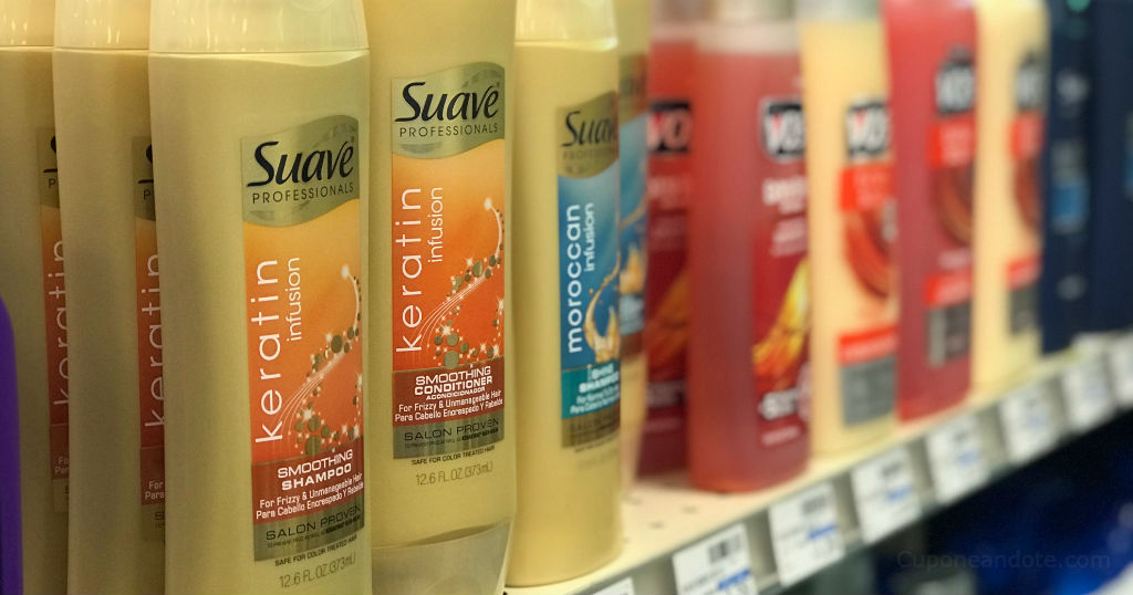 Empezando 10/4/20 — Suave Hair Care a solo $2.00 en CVS