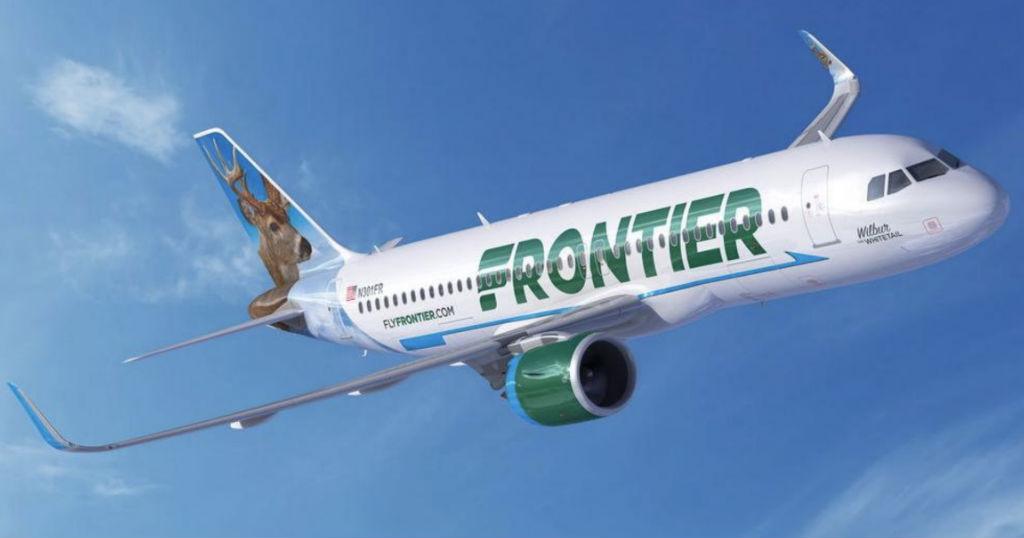 Frontier Airlines tiene Vuelos de ida a SOLO $20