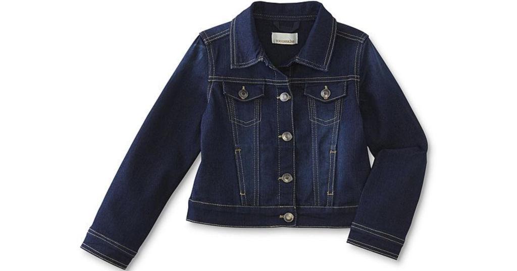 Jacket de Mahon para Niñas solo $8 en Kmart