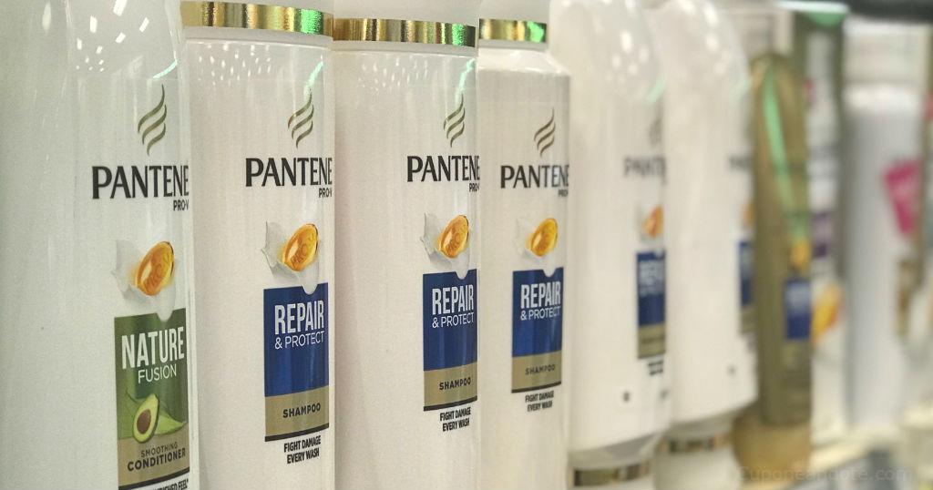 Pantene Shampoo o Acondicionador a solo $1.66 en CVS