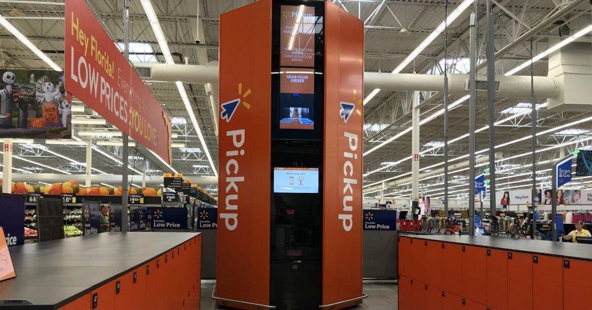 $10 de Descuento en tu Compra de $50 de Comida en Walmart Pickup