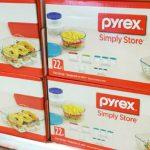 Set de Almacenamiento Pyrex de 22 Piezas a solo $29.99 en Macy's (Reg. $72)