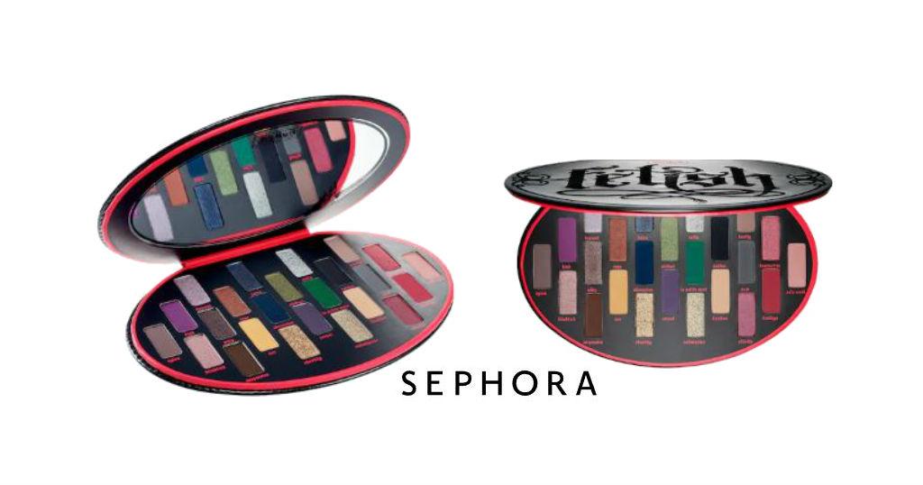 Lee más sobre el artículo Kat Von D Fetish Paleta de Sombras a $31.50 (Reg. $63) en Sephora