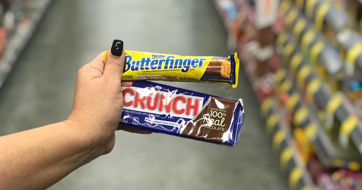 Chocolates a solo $0.69 en Walgreens
