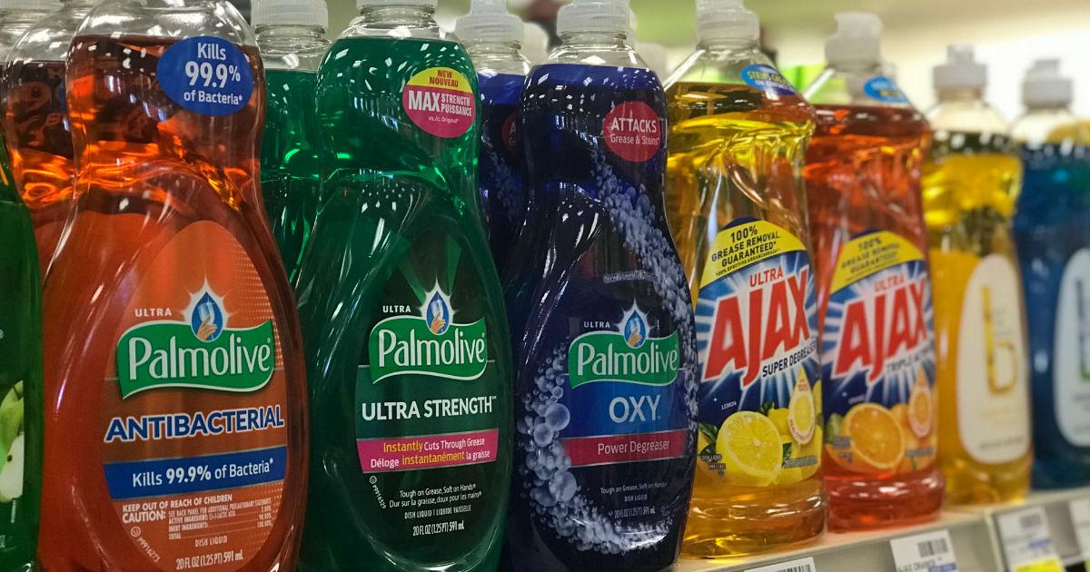 Liquido de Fregar Palmolive 20 oz a solo $0.70 en CVS