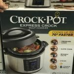 Olla Crock-Pot Express Crock a solo $39.99 en Best Buy (Reg. $100)