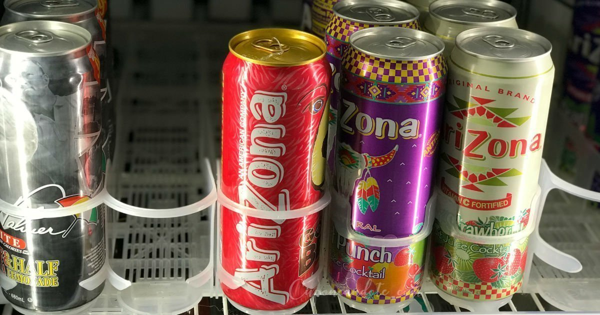 Bebidas Arizona en CVS