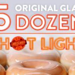 Docena de Donas Glaseadas de Krispy Krispy SOLO $5