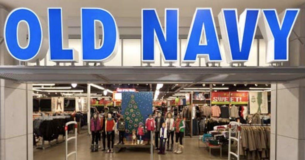 Old Navy tiene un 40% de descuento en toda tu compra