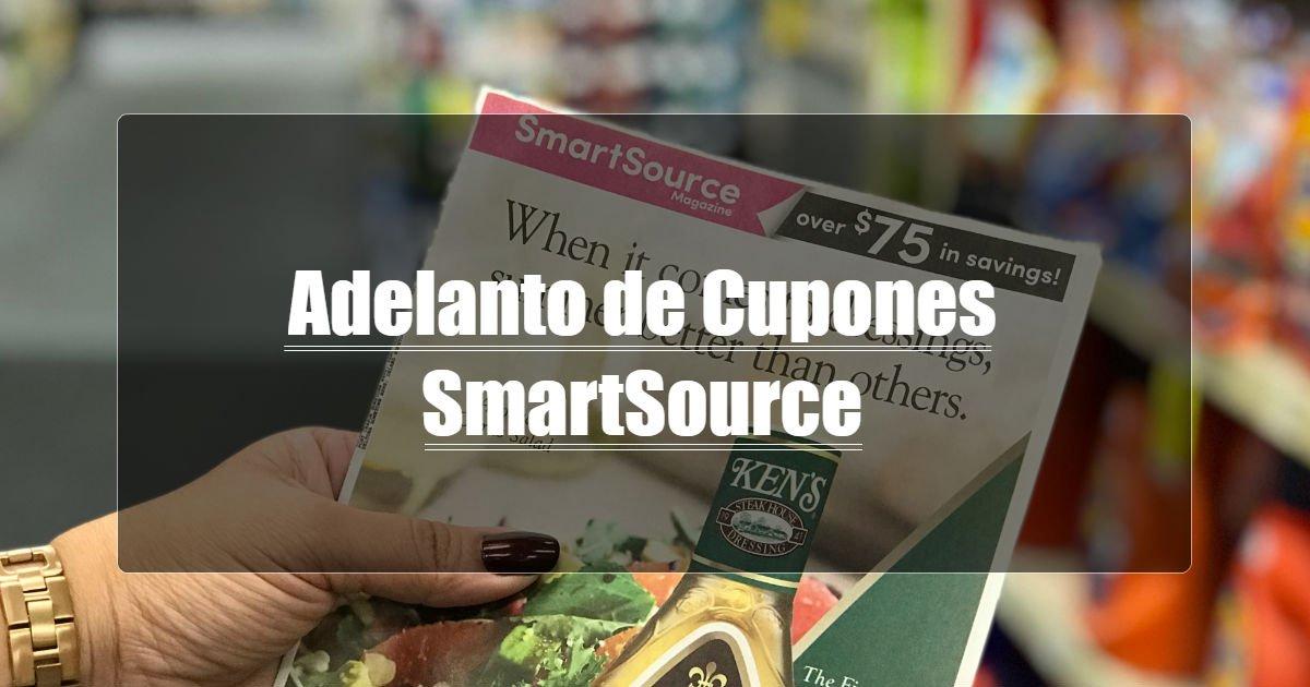 Adelanto de Cupones de SmartSource 10/4/20