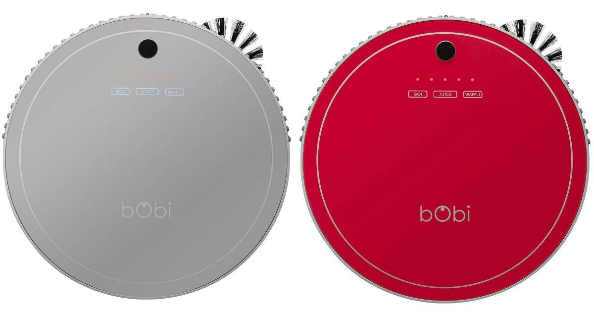 bObsweep bobi Pet Robot Vacuum a solo $199.99 en Best Buy (Reg. $850)