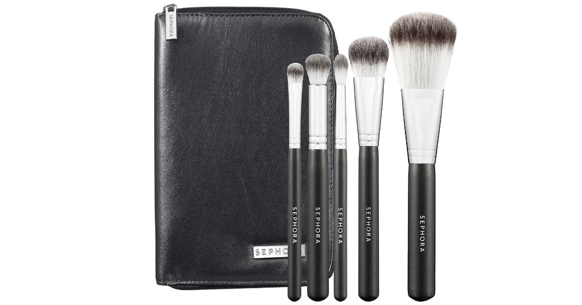 Sephora Collection Advanced Airbrush Set SOLO $28 (Reg $65)