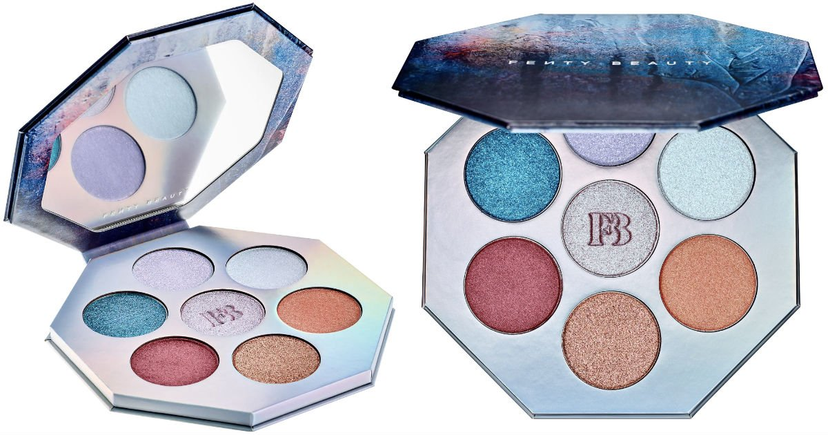 Fenty Beauty by Rihanna Freestyle Highlighter Palette SOLO $15 (Reg $54)
