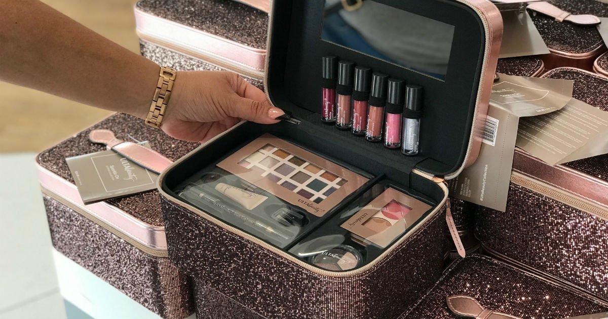 ULTA Sparkle On Makeup Collection SOLO $16.49 con Envío