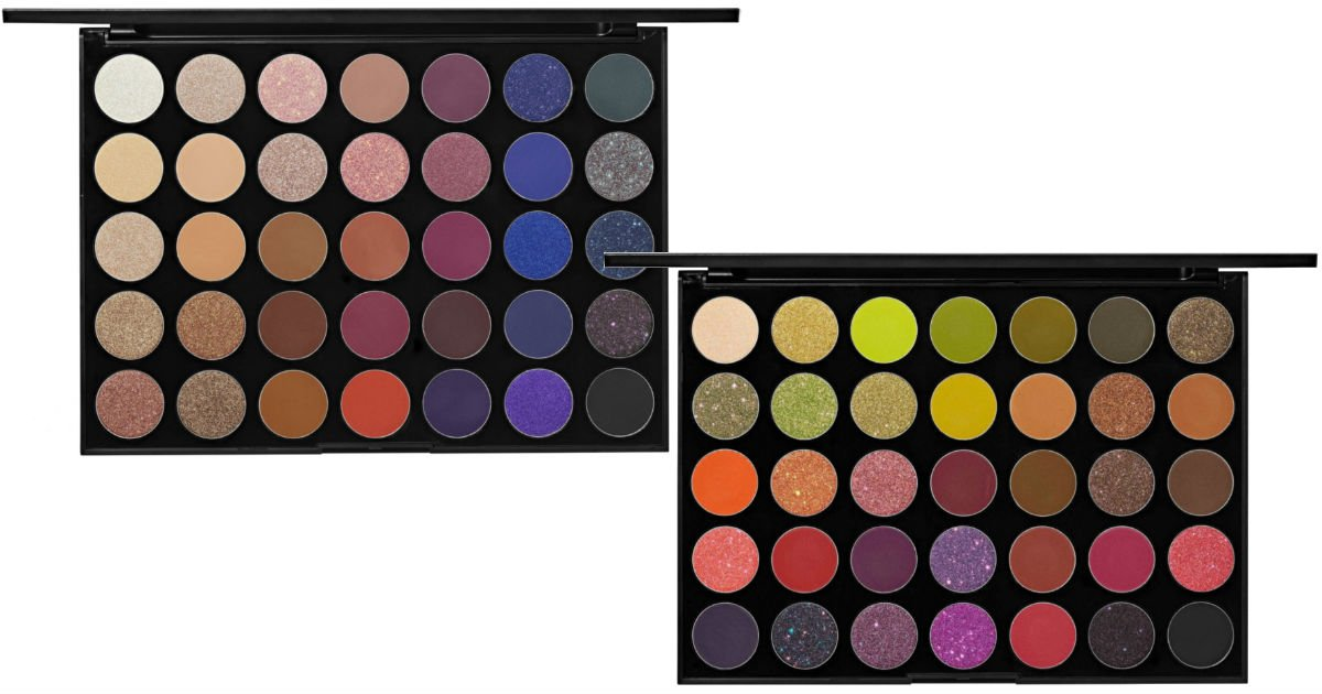 Paletas de Sombras Morphe SOLO $21.50 en Ulta + Envio GRATIS