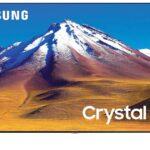 Samsung 4K Crystal UHD Smart Tizen TV de 70″ a solo $599.99 en Best Buy (Reg. $750)
