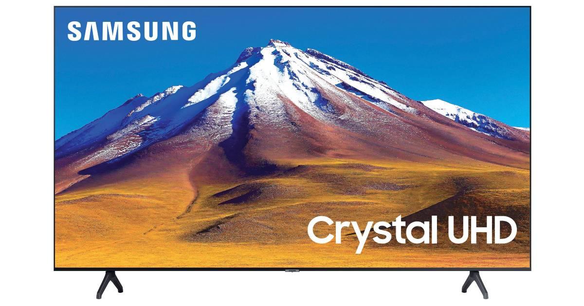 Lee más sobre el artículo Samsung 4K Crystal UHD Smart Tizen TV de 70″ a solo $599.99 en Best Buy (Reg. $750)