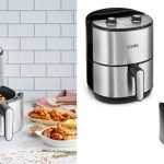 Air Fryer Cooks 4.3 Quart Manual Stainless Steel a solo $80.99 (Reg. $180) en JCPenney