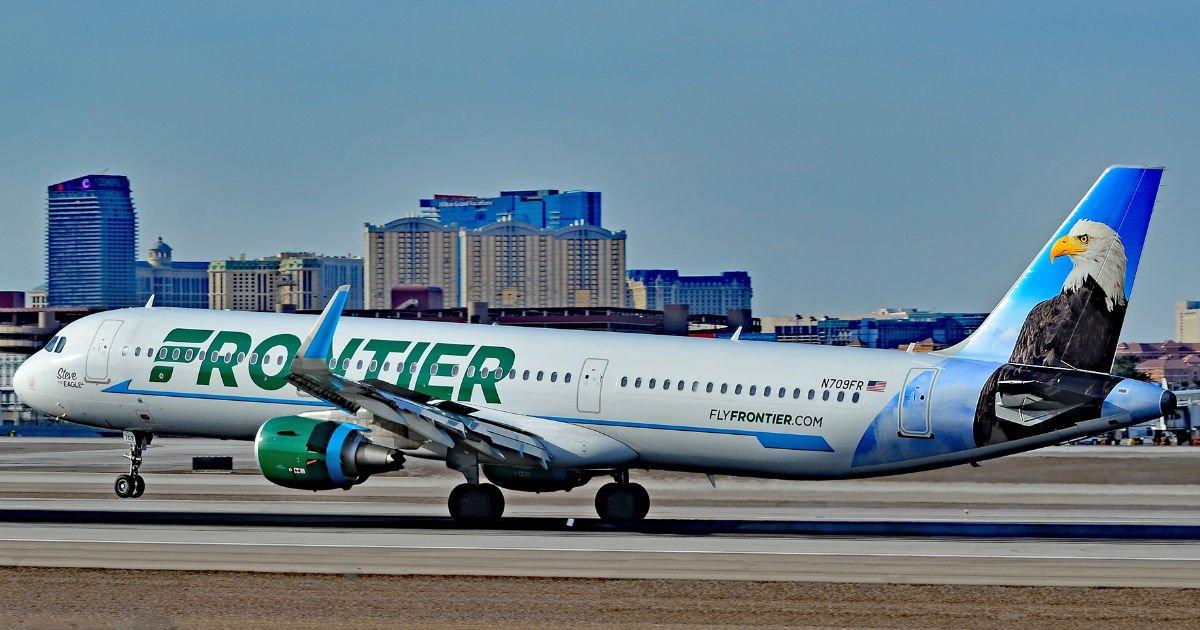 Frontier Airlines tiene Vuelos de Ida a SOLO $20 (Ciertas Ciudades)