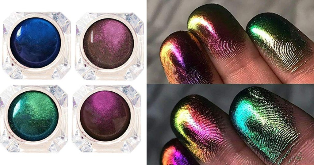 Lee más sobre el artículo Sombras Multi Chrome Shifting Pigments por solo $3.60 (Reg. $24) y Envío Incluído