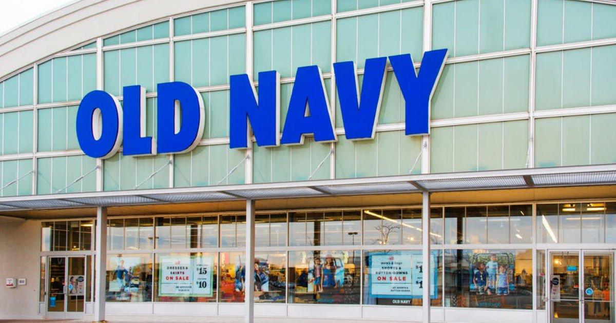 Old Navy: Hasta 80% de Descuento | Precios comienzan DESDE $2.78