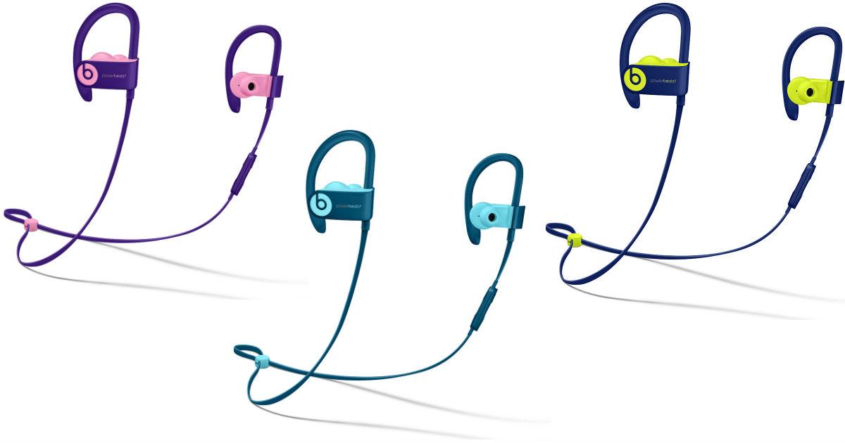 Audífonos Powerbeats3 a solo $79 en Walmart (Reg. $119)