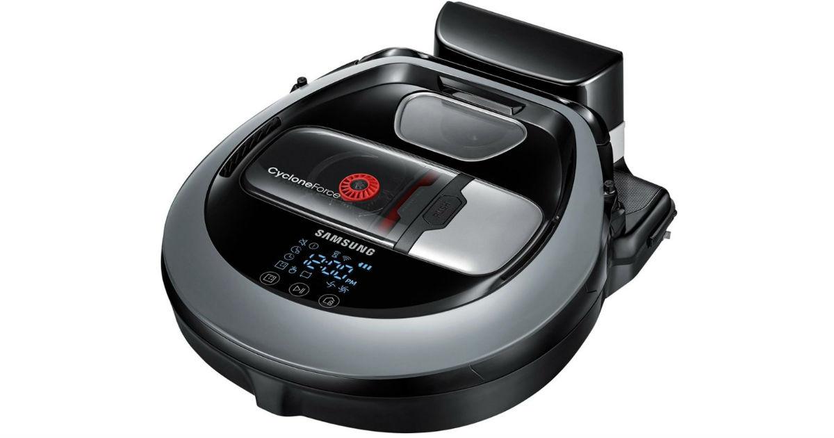 Samsung Powerbot Robot Vacuum a solo $349.99 en Best Buy (Reg. $700)
