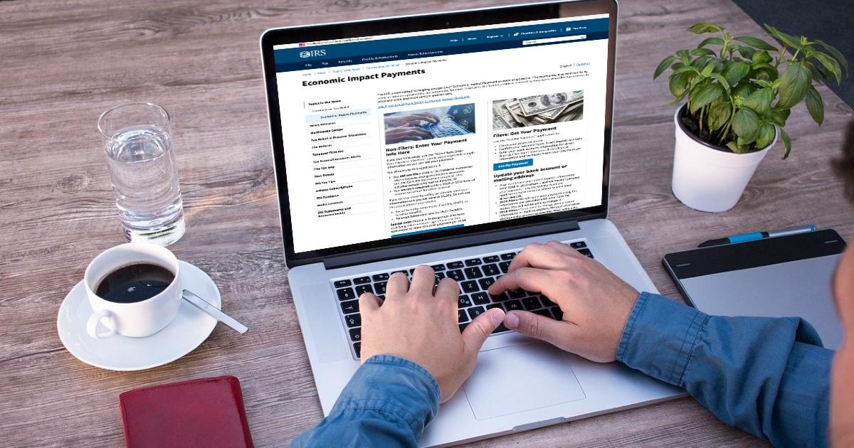 Lee más sobre el artículo ¿Recibiste tu Cheque de Estímulo? Verifica Status de tu Pago AHORA en Línea