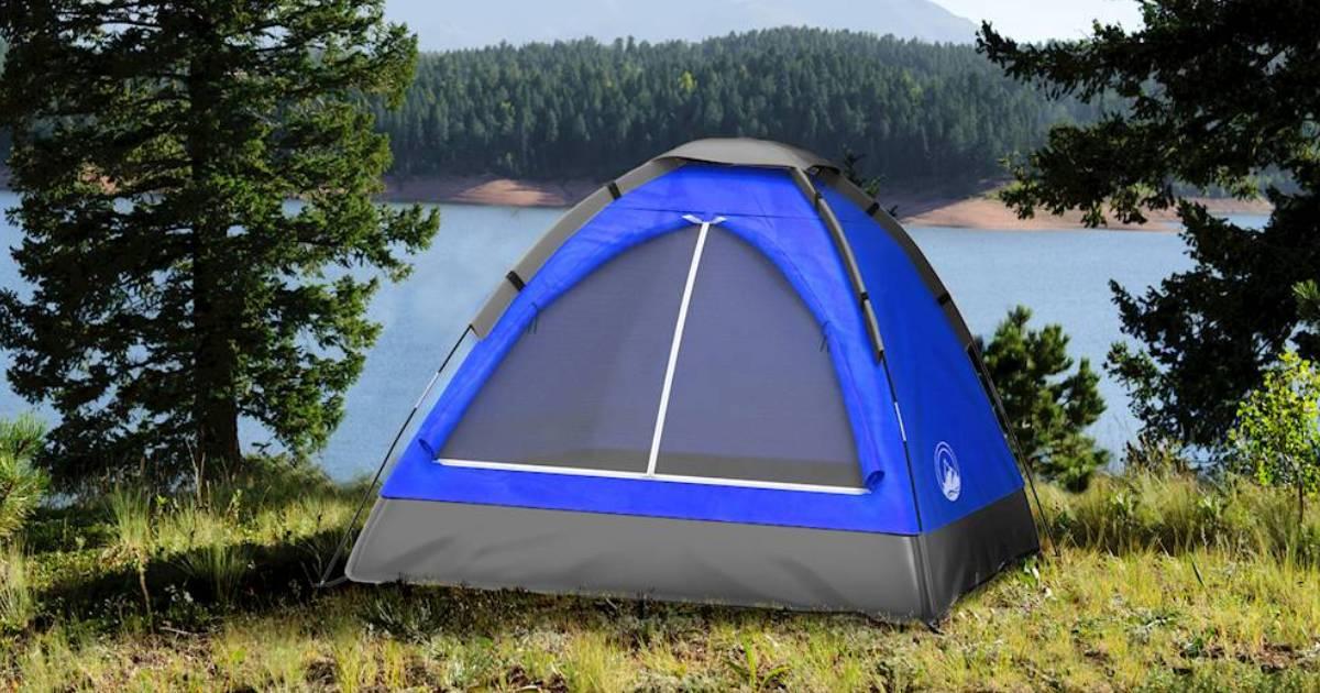 Caseta de Acampar Wakeman para 2 personas a solo $24.99 en Best Buy (Reg. $80)